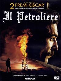 Cover Dvd petroliere (DVD)