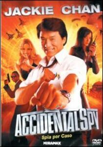 Accidental Spy. Spia per caso di Teddy Chen Tak-sum - DVD