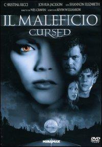 Cover Dvd Cursed. Il maleficio