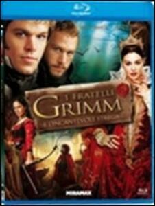 I fratelli Grimm e l'incantevole strega di Terry Gilliam - Blu-ray