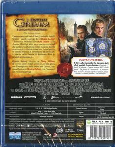 I fratelli Grimm e l'incantevole strega di Terry Gilliam - Blu-ray - 2