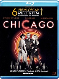Cover Dvd Chicago (Blu-ray)