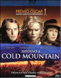 Ritorno a Cold Mountain di Anthony Minghella - Blu-ray