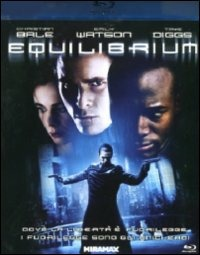 Cover Dvd Equilibrium (Blu-ray)