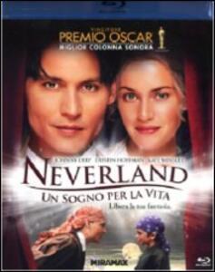 Neverland. Un sogno per la vita di Marc Forster - Blu-ray