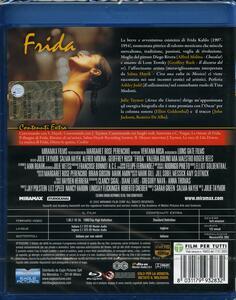 Frida di Julie Taymor - Blu-ray - 2