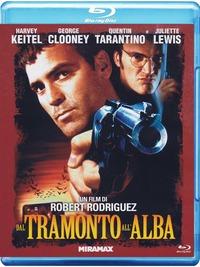 Cover Dvd Dal tramonto all'alba (Blu-ray)