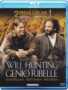 Will Hunting. Genio ribelle di Gus Van Sant - Blu-ray
