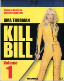 Kill Bill. Volume 1 di Quentin Tarantino - Blu-ray