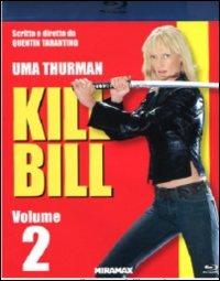 Cover Dvd Kill Bill. Volume 2 (Blu-ray)