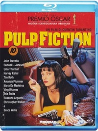 Cover Dvd Pulp Fiction (Blu-ray)