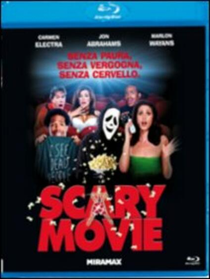 Scary Movie di Keenen Ivory Wayans - Blu-ray