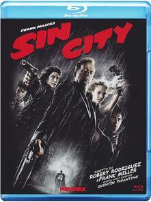 Sin City di Robert Rodriguez,Frank Miller,Quentin Tarantino - Blu-ray