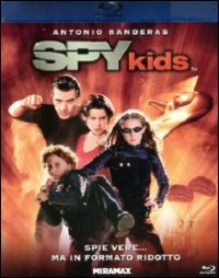 Cover Dvd Spy Kids (Blu-ray)