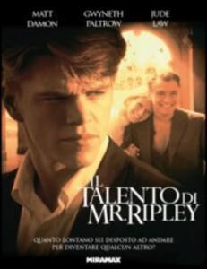 Il talento di mr. Ripley di Anthony Minghella - Blu-ray