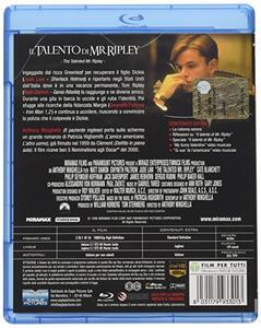 Il talento di mr. Ripley di Anthony Minghella - Blu-ray - 2