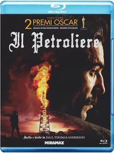 Il petroliere di Paul Thomas Anderson - Blu-ray