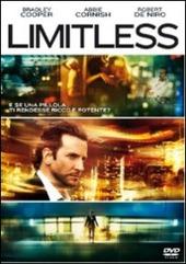 Copertina  Limitless [DVD]