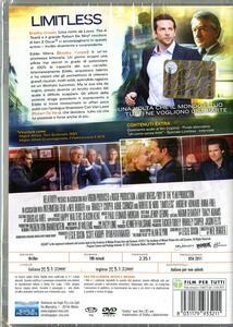 Limitless di Neil Burger - DVD - 2