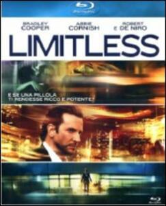 Limitless di Neil Burger - Blu-ray