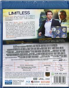 Limitless di Neil Burger - Blu-ray - 2