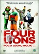 Cover Dvd Four Lions