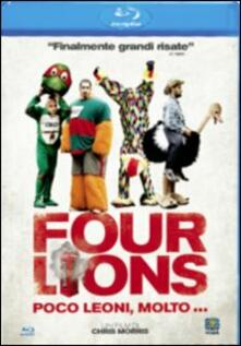 Four Lions di Chris Morris - Blu-ray