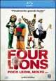 Cover Dvd DVD Four Lions