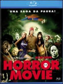 Horror Movie di Bo Zenga - Blu-ray