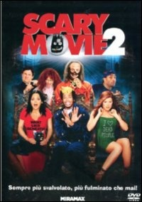 Cover Dvd Scary Movie 2 (DVD)