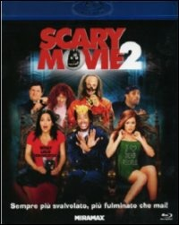 Cover Dvd Scary Movie 2 (Blu-ray)