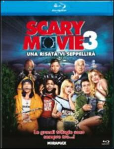 Scary Movie 3. Una risata vi seppellirà di David Zucker - Blu-ray