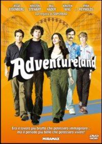 Cover Dvd Adventureland (DVD)