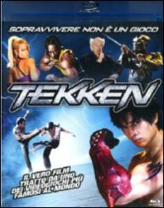 Tekken di Dwight H. Little - Blu-ray
