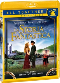 Cover Dvd storia fantastica (Blu-ray)