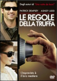 Cover Dvd regole della truffa (DVD)