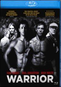 Cover Dvd Warrior (Blu-ray)