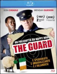 Un poliziotto da Happy Hour. The Guard di John Michael McDonagh - Blu-ray