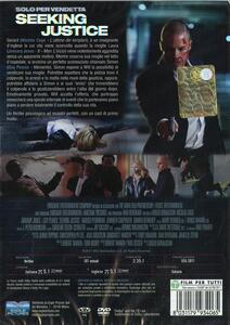 Solo per vendetta di Roger Donaldson - DVD - 2
