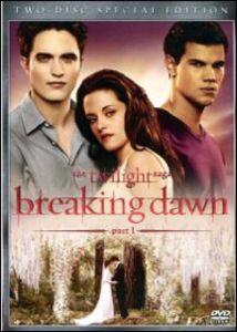 Film Breaking Dawn. Part 1. The Twilight Saga Bill Condon