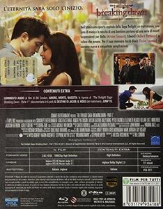 Breaking Dawn. Part 1. The Twilight Saga di Bill Condon - Blu-ray - 2