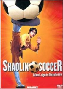 Shaolin Soccer di Stephen Chow - DVD