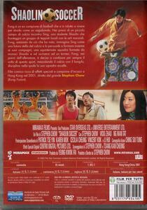 Shaolin Soccer di Stephen Chow - DVD - 2