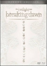 Cover Dvd Breaking Dawn. Part 1. The Twilight Saga (Deluxe Ed. con 2 DVD) (Blu-ray)