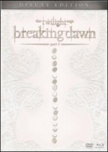 Breaking Dawn. Part 1. The Twilight Saga (DVD + Blu-ray) di Bill Condon