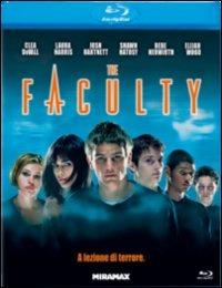 Cover Dvd Faculty (DVD)