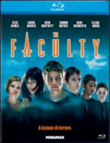 The Faculty di Robert Rodriguez - Blu-ray