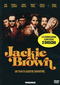 Cover Dvd Jackie Brown (DVD)