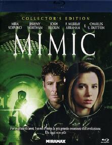 Mimic (DVD + 2 Blu-ray) di Guillermo Del Toro