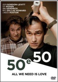 Cover Dvd 50 e 50 (DVD)